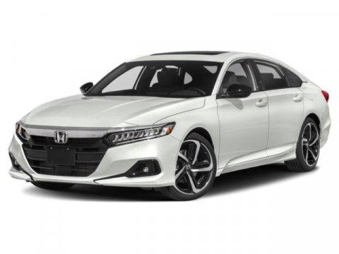 new 2021 Honda Accord Sedan car, priced at $33,105