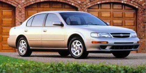 used 1997 Nissan Maxima car