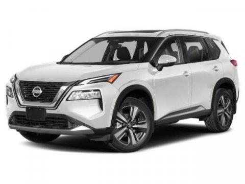 new 2021 Nissan Rogue car, priced at $32,085