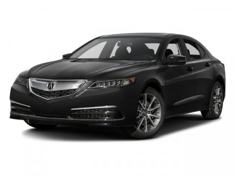 used 2016 Acura TLX car, priced at $18,611