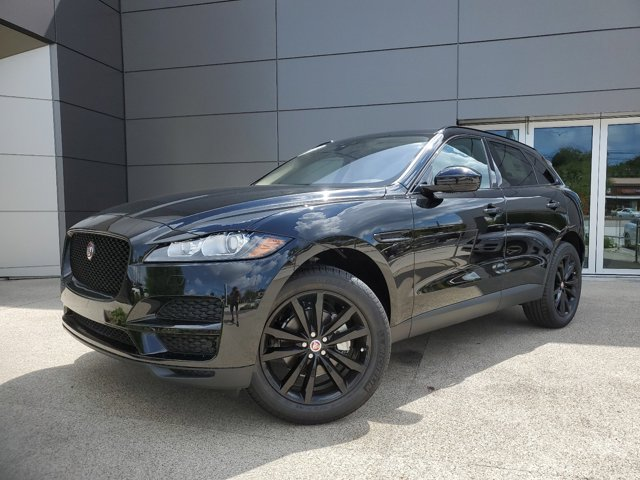 new 2020 Jaguar F-PACE car