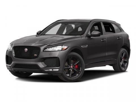 used 2017 Jaguar F-PACE car, priced at $42,227