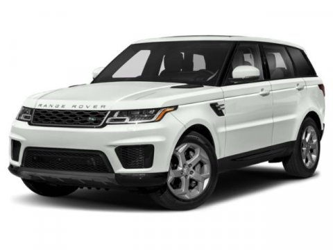 new 2021 Land Rover Range Rover Sport car