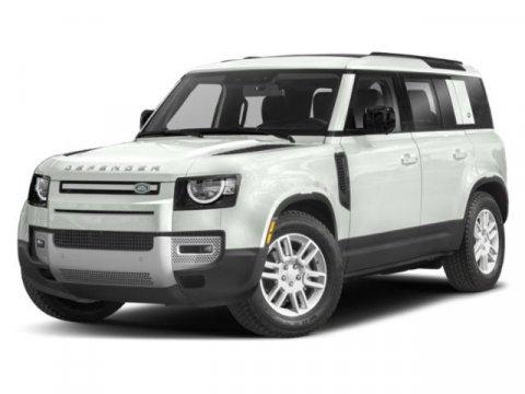 new 2021 Land Rover Defender car