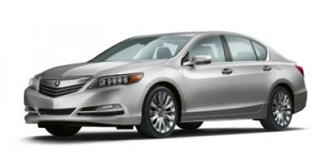 used 2014 Acura RLX car