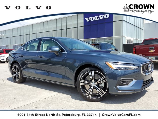new 2021 Volvo S60 car, priced at $53,340
