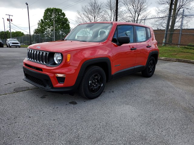 new 2020 Jeep Renegade car, priced at $24,115