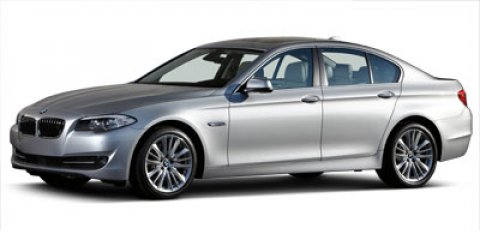 used 2011 BMW 5-Series car