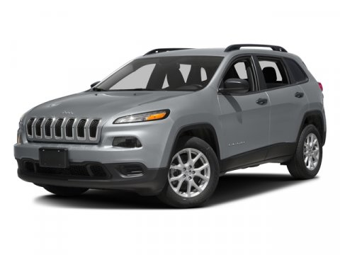 used 2016 Jeep Cherokee car, priced at $11,993
