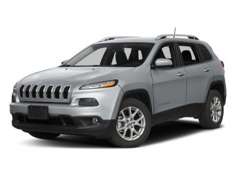 used 2016 Jeep Cherokee car