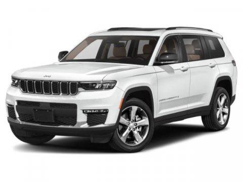 new 2021 Jeep Grand Cherokee L car, priced at $48,525