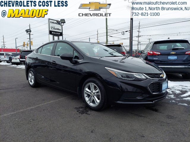 used 2018 Chevrolet Cruze car, priced at $15,495