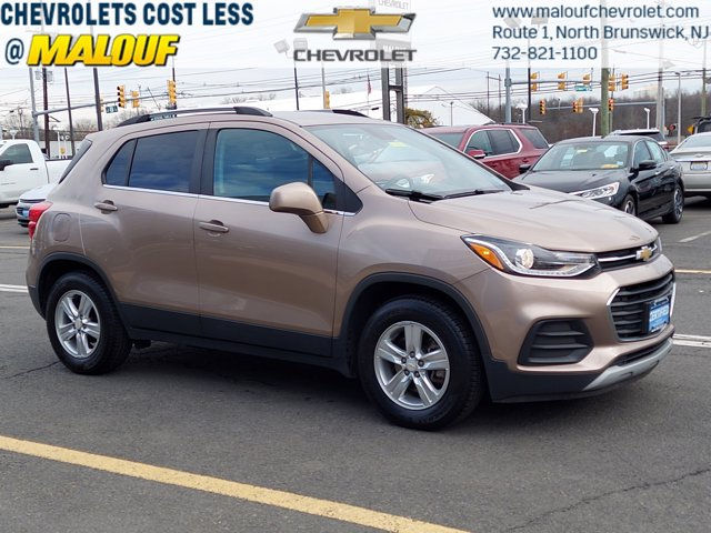 used 2018 Chevrolet Trax car, priced at $14,995