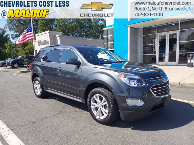 used 2017 Chevrolet Equinox car, priced at $16,890
