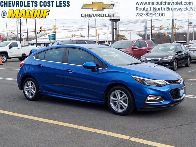 used 2017 Chevrolet Cruze car, priced at $14,995