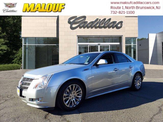 used 2010 Cadillac CTS Sedan car, priced at $10,995