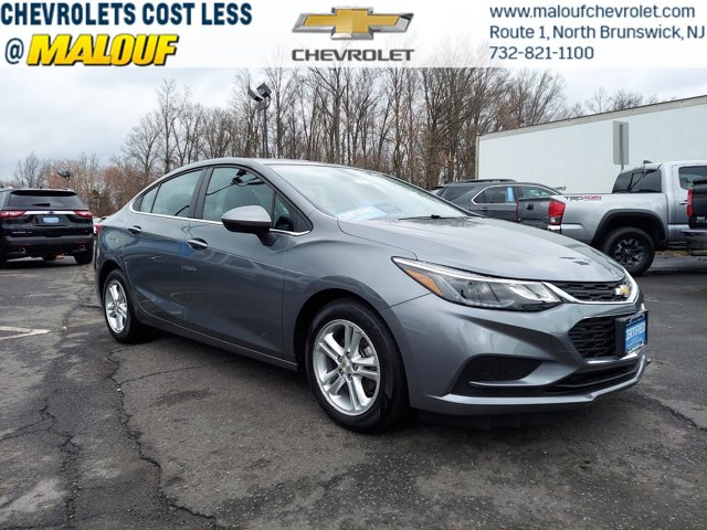 used 2018 Chevrolet Cruze car, priced at $15,995