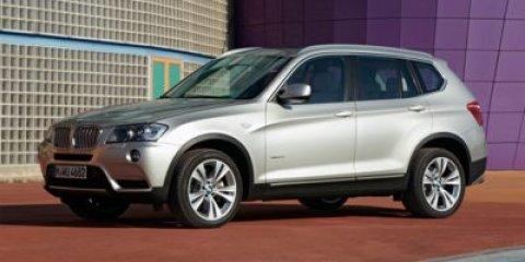 used 2014 BMW X3 car, priced at $16,999