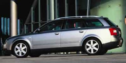 used 2004 Audi A4 car, priced at $5,500