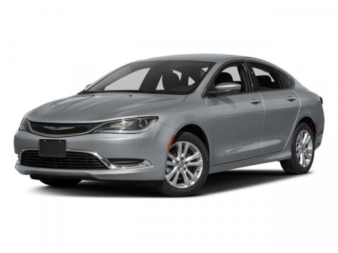 used 2016 Chrysler 200 car
