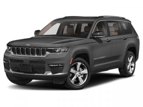new 2021 Jeep Grand Cherokee L car, priced at $52,880