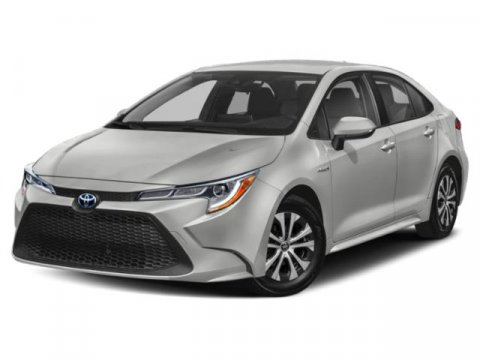 new 2021 Toyota Corolla car, priced at $24,744