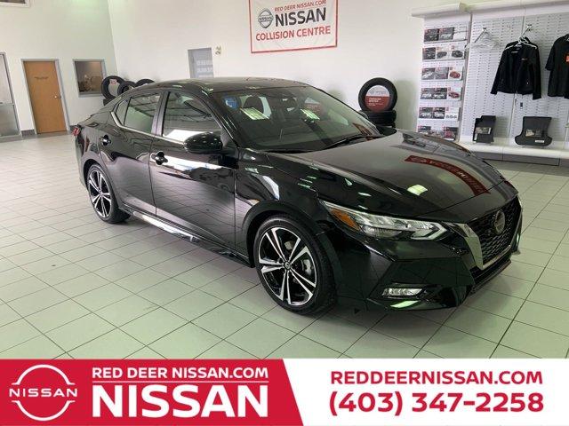 new 2020 Nissan Sentra car, priced at $26,824