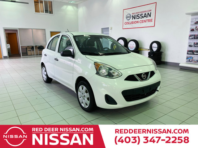 used 2015 Nissan Micra car, priced at $7,495