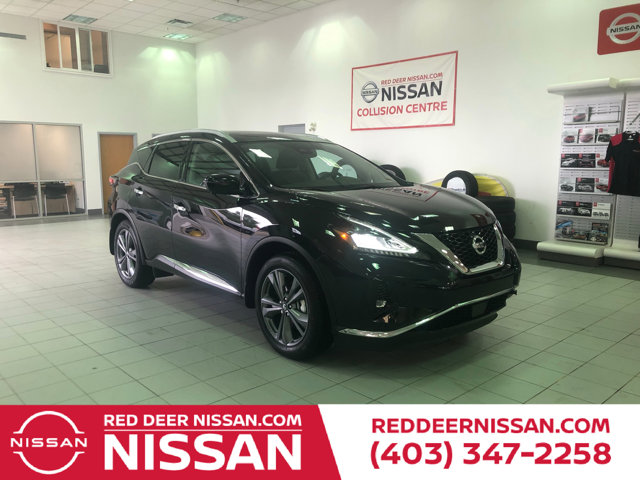 new 2021 Nissan Murano car, priced at $49,728