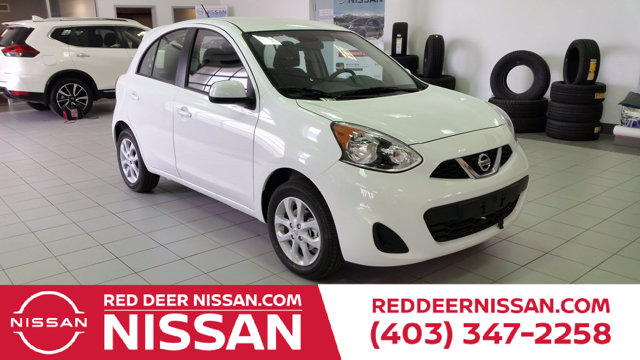 new 2019 Nissan MICRA car, priced at $19,618