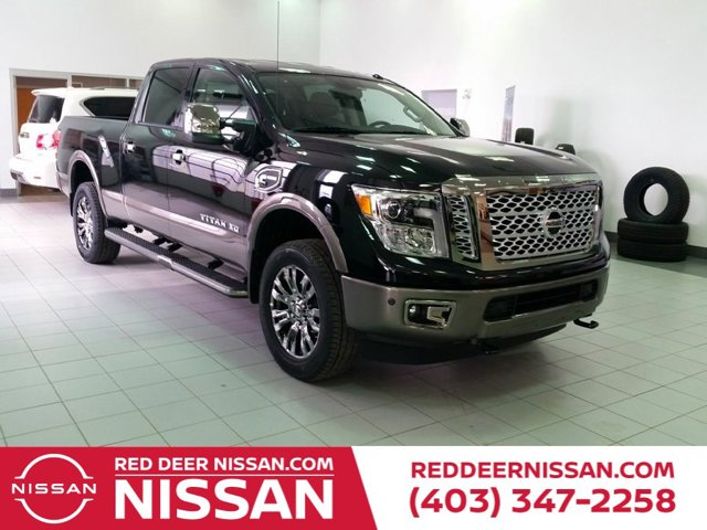 new 2019 Nissan Titan XD car, priced at $82,528