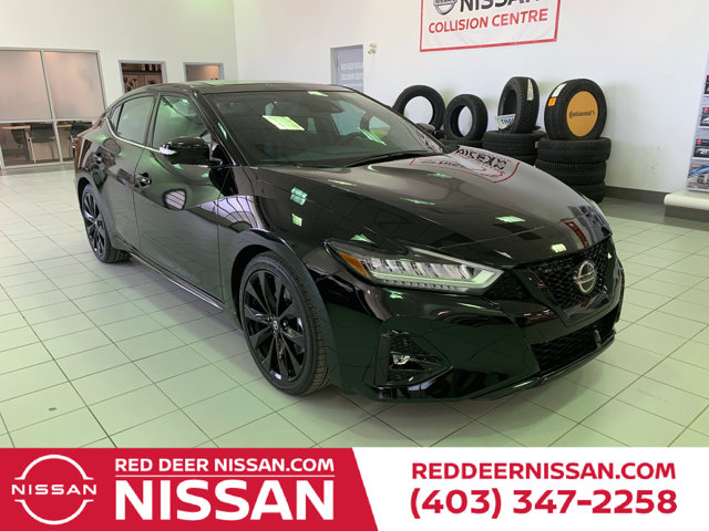 new 2021 Nissan Maxima car, priced at $47,420