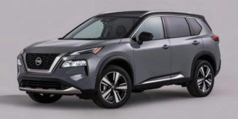 used 2021 Nissan Rogue car