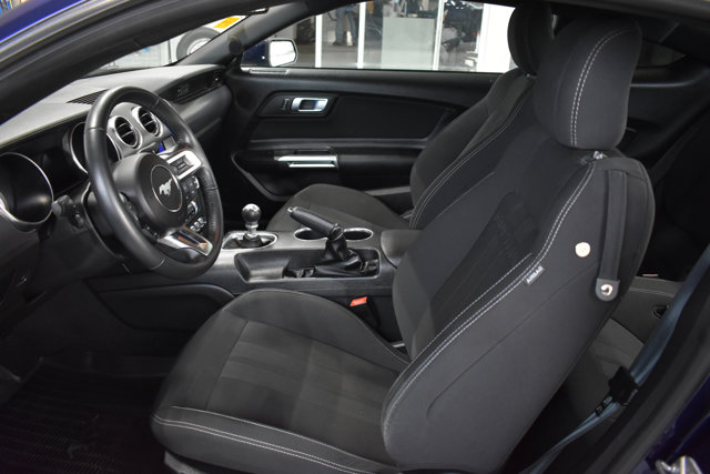 used 2020 Ford Mustang car, priced at $33,995