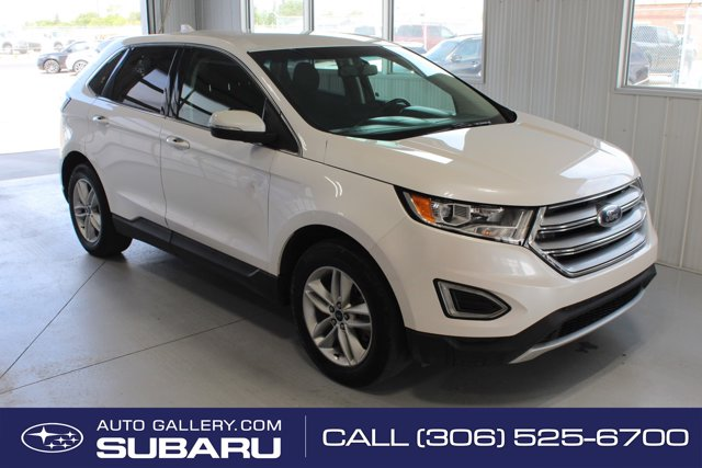 used 2016 Ford Edge car, priced at $12,995