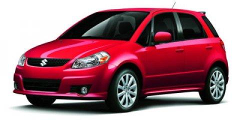 used 2012 Suzuki SX4 Hatchback car, priced at $9,995