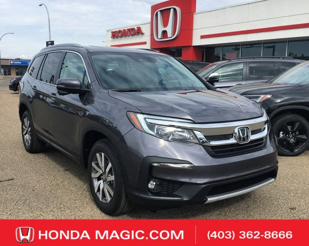 new 2020 Honda Pilot car, priced at $53,995
