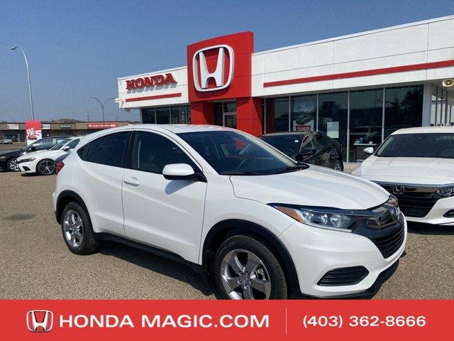 new 2022 Honda HR-V car, priced at $29,975