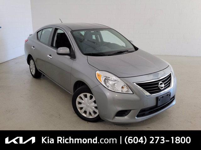 used 2014 Nissan Versa car, priced at $8,888