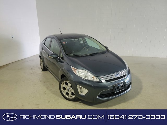 used 2011 Ford Fiesta car, priced at $8,888