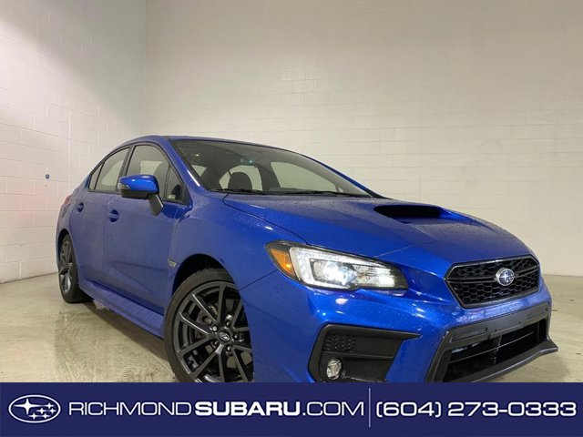 used 2018 Subaru WRX car