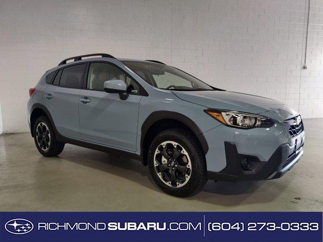 new 2021 Subaru Crosstrek car, priced at $27,595