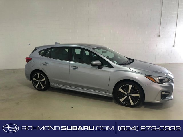 used 2019 Subaru Impreza car, priced at $25,795