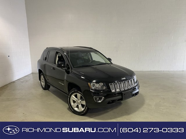 used 2015 Jeep Compass car, priced at $23,995