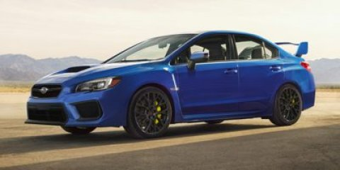 used 2019 Subaru WRX STI car