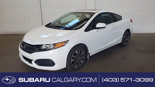 used 2015 Honda Civic Coupe car, priced at $16,995