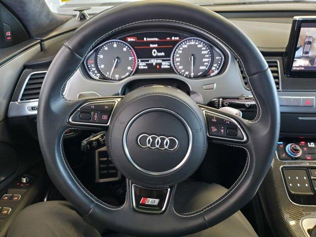 used 2015 Audi S8 car, priced at $65,995