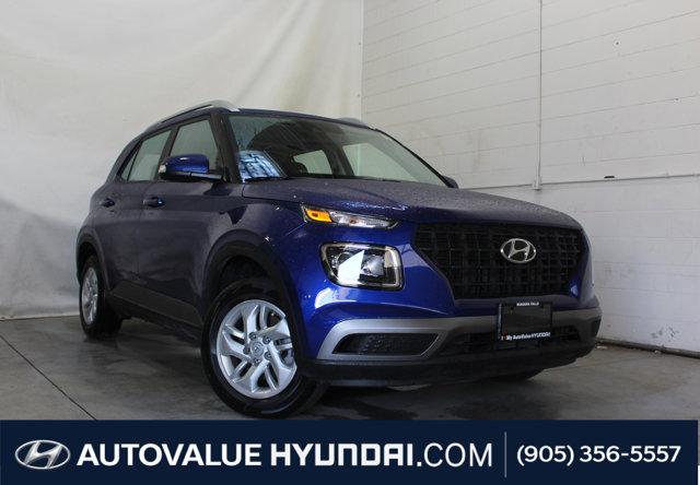 new 2021 Hyundai Venue car, priced at $24,824