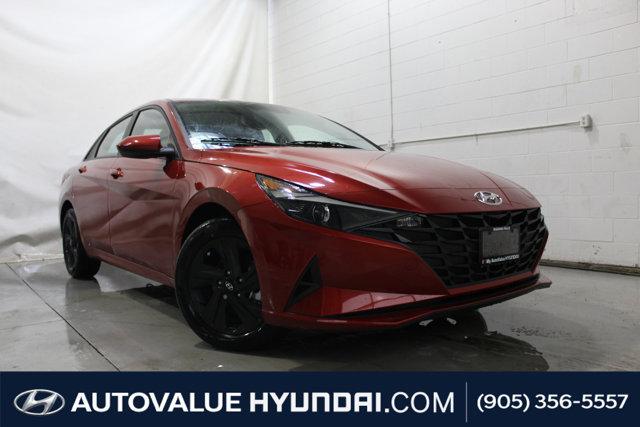 new 2021 Hyundai Elantra car, priced at $25,424