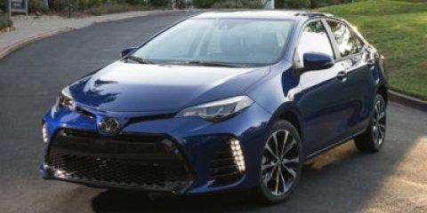 new 2018 Toyota Corolla car